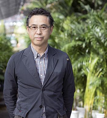 二代目社長 笹長弘義